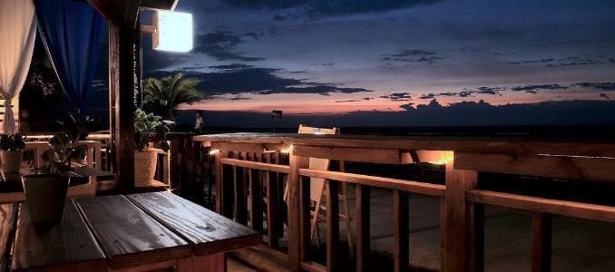 Balkonbeleuchtung